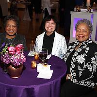 Mary Tillman, Mei Chen Welland, Carlene Davis