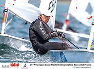 2017 Laser Master European Championships | Day 5 | Radial