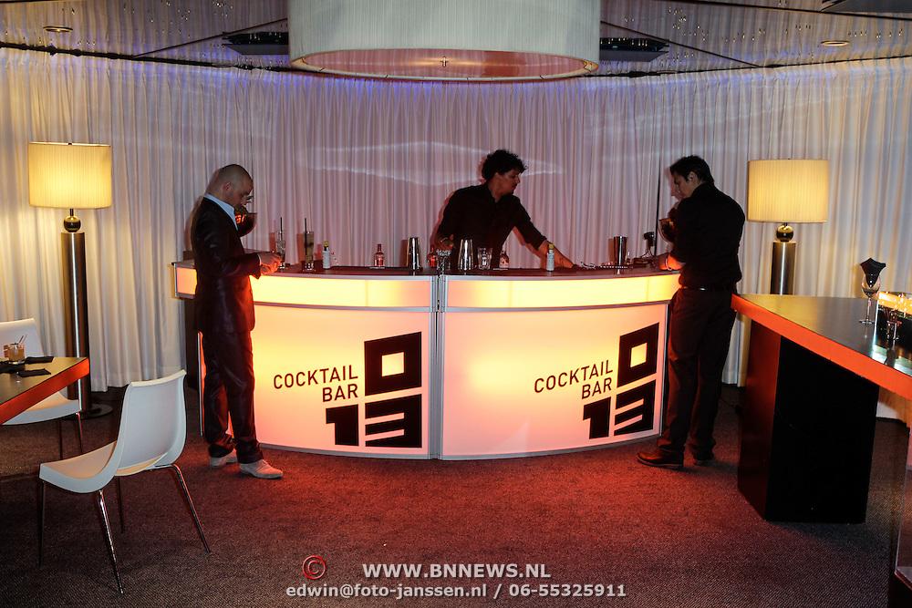 NLD/Rotterdam/20120516 - Verjaardag en boekpresentatie Magali Gorre,