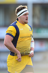 Nick Schonert of Worcester Warriors - Mandatory by-line: Dougie Allward/JMP - 04/02/2017 - RUGBY - BT Sport Cardiff Arms Park - Cardiff, Wales - Cardiff Blues v Worcester Warriors - Anglo Welsh Cup