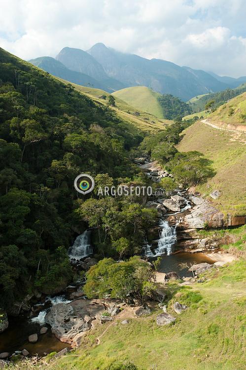 Serra Verde Imperial. Cachoeira do Frade. Entre Friburgo e Teresopolis - RJ / Frade Waterfall. Between Friburgo e Teresopolis - RJ