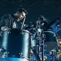 Bastille in concert at The SSE Hydro, Glasgow, Scotland, Great Britain 12th November 2016