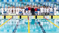 Giudici, Cronometristi<br /> Finale Coppa Brema 2019  di Nuoto <br /> 07/04/2019<br /> Nuoto Swimming Campionato italiano a Squadre<br /> , vasca 25 metri<br /> Stadio del Nuoto di Riccione<br /> Photo © Giorgio Scala/Deepbluemedia/Insidefoto