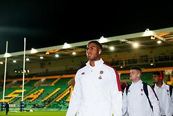 Max Ojomoh of England U20 - Rogan/JMP - 21/02/2020 - Franklin's Gardens - Northampton, England - England U20 v Ireland U20 - Under 20 Six Nations.