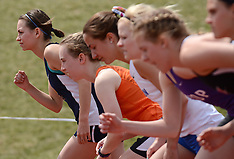 Women's Track - SLU Invitational