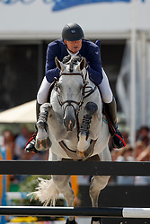 Mathy Francois Jr, BEL, Casanova de L Herse<br /> Rolex Grand Prix CSI 5* - Knokke 2017<br /> © Hippo Foto - Dirk Caremans<br /> 09/07/17