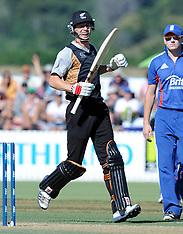 Whangarei-Cricket, 20/20 England v New Zealand XI, February 06