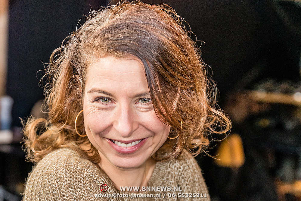 NLD/Amsterdamt/20170111 - Nieuwjaarsborrel Opvliegers 2, Sandra Mattie