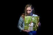 Eliza van der Vliet die gister bijna live op Twitter haar man verloor.