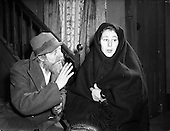"1955 - Abbey Theatre scenes for ""Is The Priest At Home"""