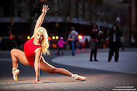 Union Square Dance As Art- The New York Photography Project with dancer Mariah Aivazis.