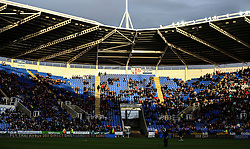 The sun starts to set on Madejski Stadium - Mandatory byline: Jason Brown/JMP - 07966 386802 - 20/12/2015- FOOTBALL - Madejski Stadium - Reading, England - Reading v Blackburn Rovers - Sky Bet Championship