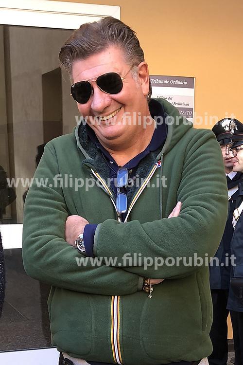 MARCO RAVAGLIA<br /> UDIENZA PROCESSO IGOR VACLAVIC NORBERT FEHER BOLOGNA