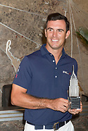 Billy Horschel Lights The Empire State Building for the FedExCup Playoffs - 22 August 2017