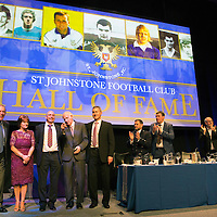 St Johnstone FC Hall of Fame Dinner, Perth Concert Hall….03.04.16<br />
