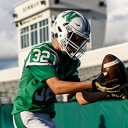 During a high school football game between East Jefferson and Isidore Newman in New Orleans, La at Lupin Stadium on September 15, 2017.
