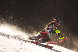 Anastasia Gornostaeva (RUS) during the Ladies' Slalom at 56th Golden Fox event at Audi FIS Ski World Cup 2019/20, on February 16, 2020 in Podkoren, Kranjska Gora, Slovenia. Photo by Matic Ritonja / Sportida