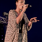 Yasmin at Camp Bestival 2011