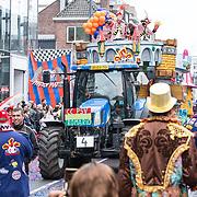 NLD/Eindhoven/20190302  - Romario bij carnavalsoptocht 2019 in Eindhoven, Praalwagen PSV Carnaval