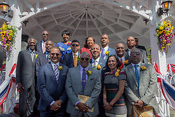 St. Thomas Swearing-In Ceremony for the 32nd Legislature of the US Virgin Islands.  Emancipation Garden.  St. Thomas, VI.  9 January 2017.  © Aisha-Zakiya Boyd