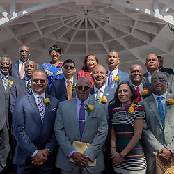 Swearing-In of the 32nd Legislature of the Virgin Islands