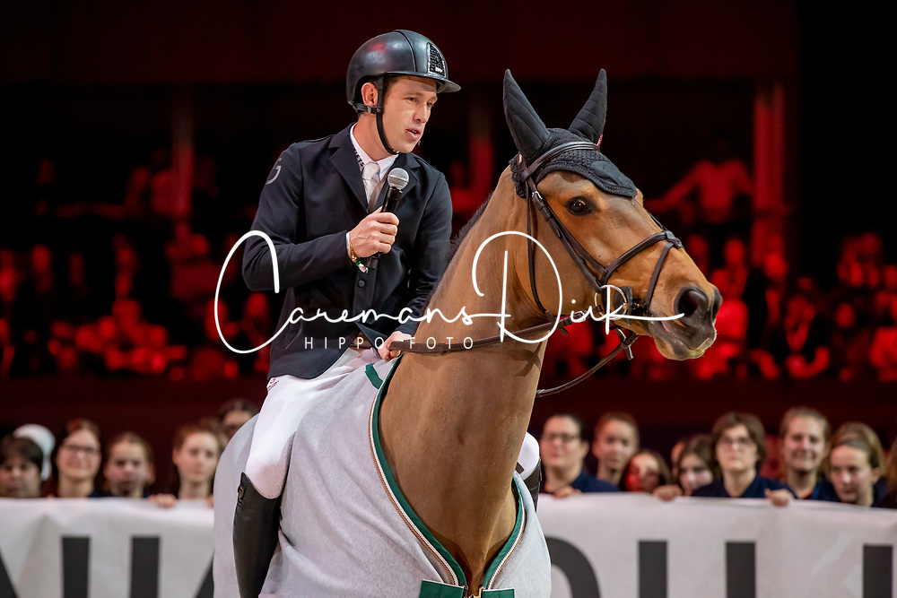 Farewell, Hello Sanctos<br /> CHI Genève 2019<br /> © Hippo Foto - Dirk Caremans<br />  14/12/2019
