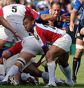 20,05/06 Powergen Cup Bath Rugby vs Bristol Rugby, Bath, ENGLAND, 01.10.2005   © Peter Spurrier/Intersport Images - email images@intersport-images..