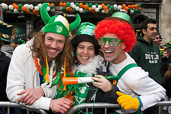 Faces of ireland, St. Patrick Day. Paddy Day. face of ireland, Stock shot Paddy Day