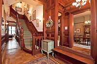 Foyer at 53 West 87th Street