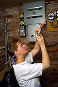apprentice electrician, local authority direct works....