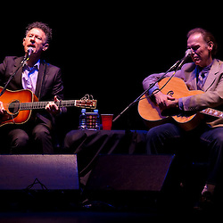 Lyle Lovett & John Hiatt perform at The Beacon Theater, Jan 22, 2011