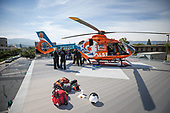 Helicopter Training – Good Samaritan Hospital