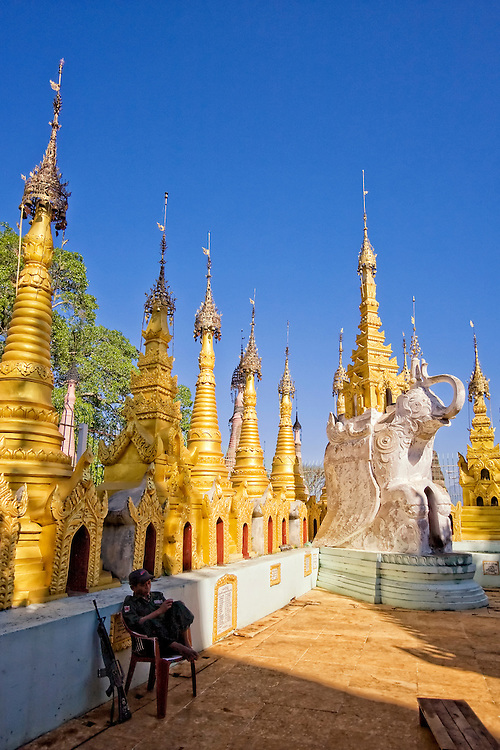 Kakku, Myanmar.