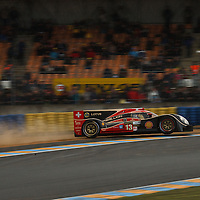 #13 Lola B12/60 Toyota, Rebellion Racing, drivers: Beche, Belicchi, Cheng, P1, Le Mans 24H 2013