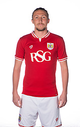 Bristol City's Luke Ayling  - Photo mandatory by-line: Joe Meredith/JMP - Mobile: 07966 386802 - 28/04/2015 - SPORT - Football - Bristol - SGS Wise Campus