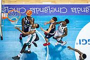 Calhoun Omar<br /> Pallacanestro Cantu' - Basket Leonessa Brescia<br /> Basket Serie A LBA 2018/2019<br /> Desio 07 April 2019<br /> Foto Mattia Ozbot / Ciamillo-Castoria