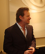 Chris Henchy. Lunch party for Brooke Shields hosted by charles finch and Patrick Cox. Mortons. Berkeley Sq. 6 July 2005. ONE TIME USE ONLY - DO NOT ARCHIVE  © Copyright Photograph by Dafydd Jones 66 Stockwell Park Rd. London SW9 0DA Tel 020 7733 0108 www.dafjones.com
