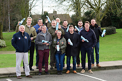 The EBP hosted a Bloodhound Education Rocket Car Training Session for RAF Scampton personnel and Lincolnshire teachers.<br /> <br /> Picture: Chris Vaughan Photography for The EBP<br /> Date: January 30, 2018