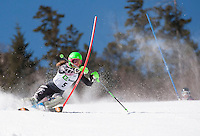 Eastern Cup Waterville Valley Slalom 1st run ladies March 28, 2011.