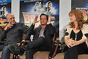 Back to the Future 25th Anniversary Trilogy Blu-ray and DVD press conference, Monday, Oct. 25, 2010, in New York, hosted by Universal Studios Home Entertainment. (Photo by Diane Bondareff)