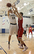 High School Basketball - Ottumwa at Xavier - December 10, 2013