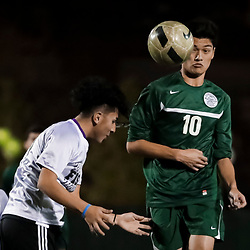 01-17-2019 Fisher at Newman - Boys Soccer