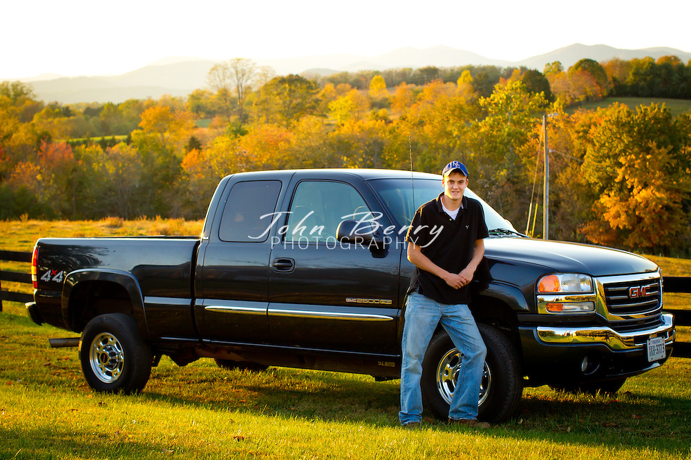 October/23/10:  Will Brown Senior Portraits, Madison County High School Class of 2011