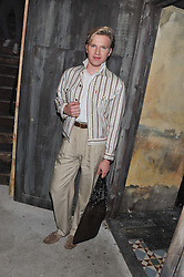 HENRY CONWAY at the launch party for the new nightclub Tonteria, 7-12 Sloane Square, London on 25th October 2012.