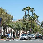 State street.Santa Barbara,CA.
