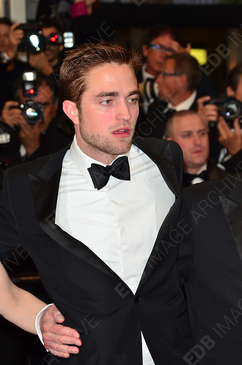 25.MAY.2012. LONDON<br /> <br /> COSMOPOLIS PREMIERE AT THE 65TH CANNES FILM FESTIVAL<br /> <br /> BYLINE: EDBIMAGEARCHIVE.CO.UK/JOE ALVAREZ<br /> <br /> *THIS IMAGE IS STRICTLY FOR UK NEWSPAPERS AND MAGAZINES ONLY*<br /> *FOR WORLD WIDE SALES AND WEB USE PLEASE CONTACT EDBIMAGEARCHIVE - 0208 954 5968*