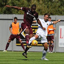 Dumbarton v Hearts, Pre-season friendly, 7 July 2018E 2018