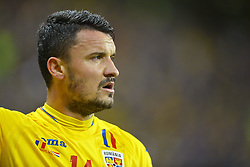 November 14, 2017 - Bucharest, Romania - Constantin Budescu (Rom) during International Friendly match between Romania and Netherlands at National Arena Stadium in Bucharest, Romania, on 14 november 2017. (Credit Image: © Alex Nicodim/NurPhoto via ZUMA Press)