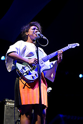 Cheltenham Jazz Festival, Cheltenham, United Kingdom, Lianne La Havas performs at Cheletenham Jazz Festival 2013. The career of soul singer, songwriter and multi-instrumentalist, Lianne La Havas has sky rocketed since her first appearance on Jools Holland back in 2011, and she returned for the Jools' Annual Hootenanny show back in December 2012. Her career is also climbing in the US, following support of Bon Iver and an appearance on David Letterman. Sunday 05 May, 2013, Photo by: i-Images