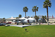 A-6 Intruder Aircraft at the  Palm Springs Air Museum